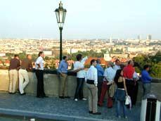 tour through the Prague Castle