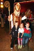 Mikuláš a děti / Mikulas with kids