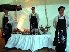 číšníci / waiters